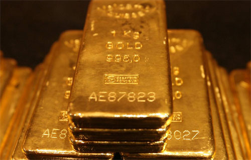 Gold demand up 53% in second quarter 2013