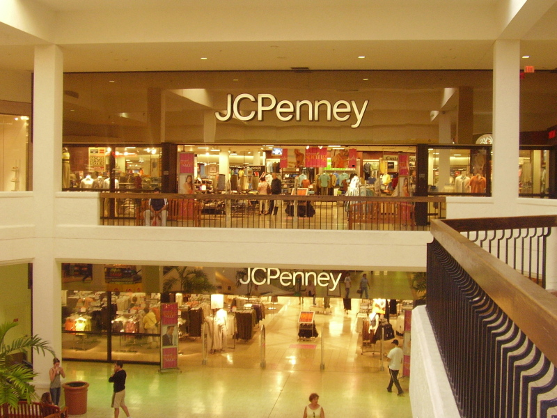 JC Penney reports disappointing first quarter sales