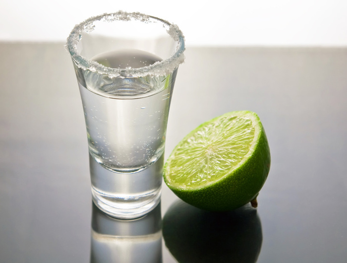 Quality tequila bound for china for Drinks you can make with tequila