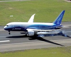 Boeing production of 787 Dreamliner reduced
