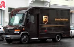 UPS fails to deliver orders on time