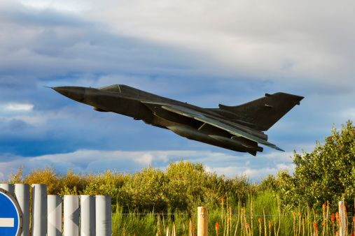 RAF Tornado fighter jet flies with 3D printed metal part
