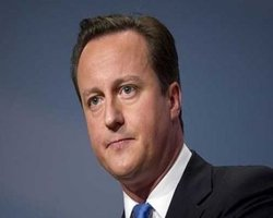 Seize reshoring opportunities, David Cameron tells Europeans