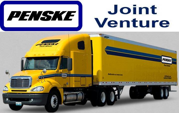 Penske joint venture