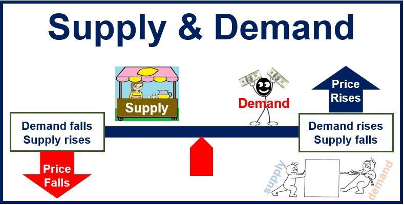 What Dictates Supply & Demand in a Market Economy?