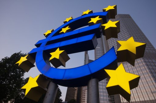Euro zone core inflation rises, unemployment drops