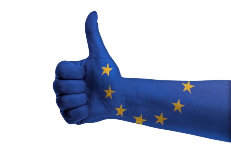 European economic recovery gaining ground