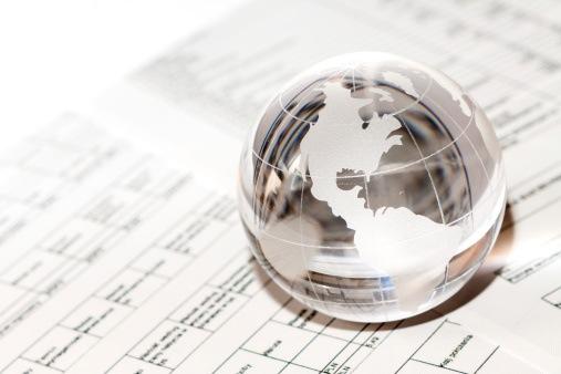 glass globe business Global Market