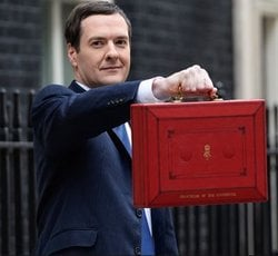 UK Budget favors savers and pensioners