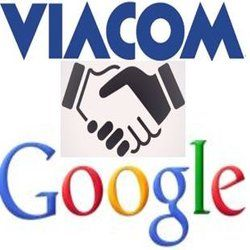 Viacom Google copyright legal battle resolved