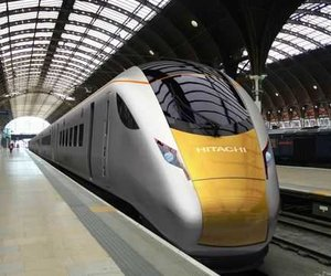 Hitachi rail systems moving to UK