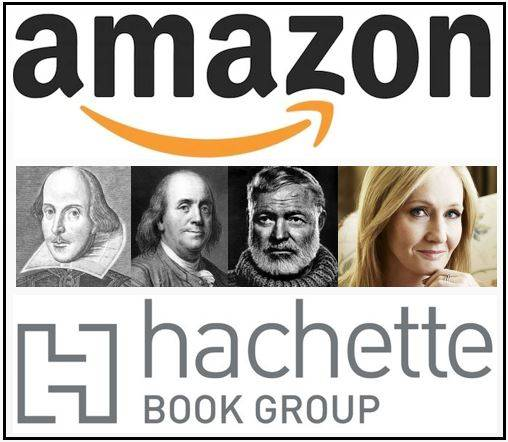 Amazon vs Hachette dispute