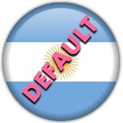 Argentina defaults again