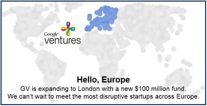 google ventures european