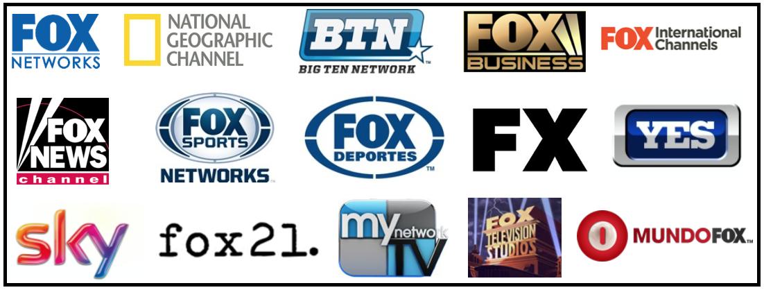 21st Century Fox assets