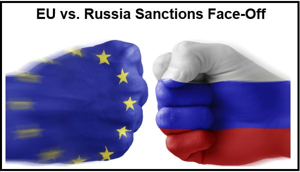 EU vs. Russia Face-Off