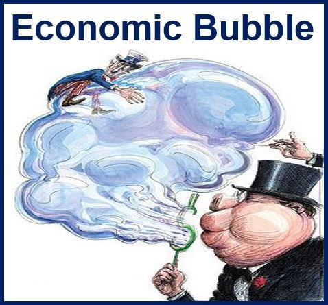 impact of an economic bubble In india, economic crisis follows a specific pattern of 8 years cycle 1992 there was a economic slump, followed by 2000 which was a dot com bubble burst and again followed by 2008 sub prime mortgage financial sector crisis which affected real estate badly in india.