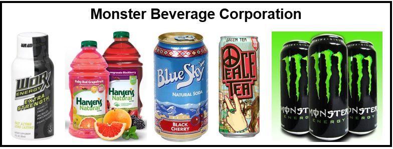 Monster Drinks