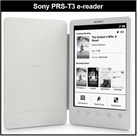 Sony e-reader