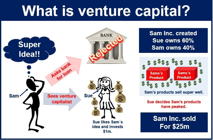 Venture Capitalist Group 8