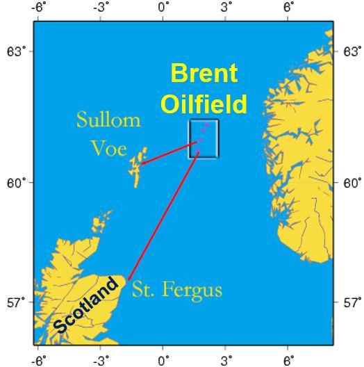 Brent Oilfield