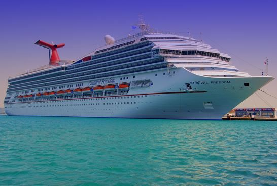Carnival Corp ship