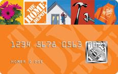 Home Depot Card