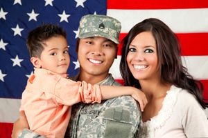 Loans to military personnel