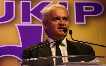 Patrick O'Flynn UKIP Economics Spokesman