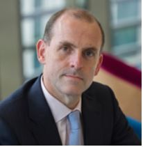 Paul Pester, CEO of TSB