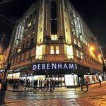 Debenhams posts 24.8 percent profit slump