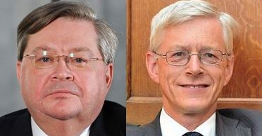 Ian McCafferty and Martin Weale