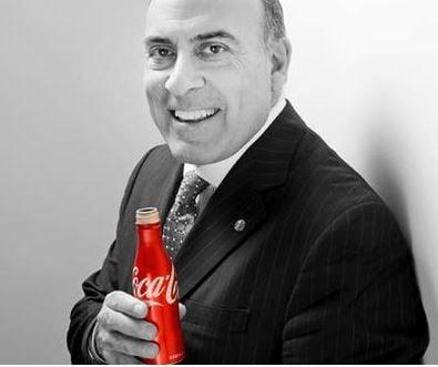 Muhtar Kent, Coca-Cola boss