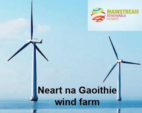 Neart na Gaoithie wind farm