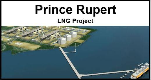 Prince Rupert LNG Project