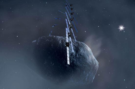 Rosetta and 67P/C-G Comet