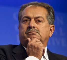 Andrew N. Liveris, Dow Chemical Co.
