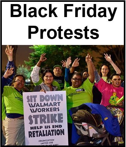 Black Friday Protests
