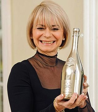 Harriet Green businesswoman of the year
