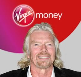 Richard Branson, Virgin Money