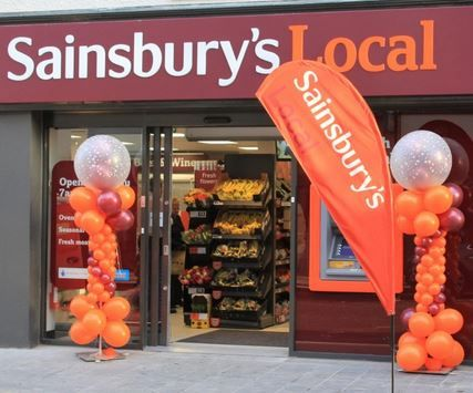 Sainsbury's to abandon giant new store program and slash ...