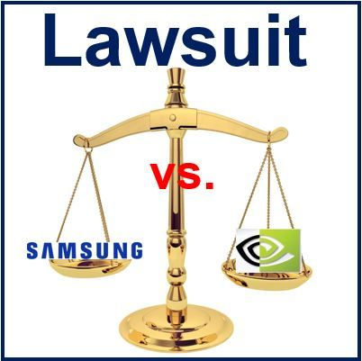 Samsung Nvidia lawsuit