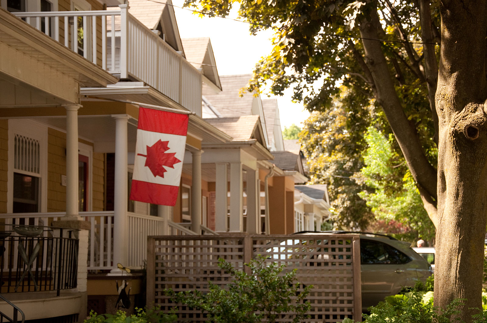 canadian houses