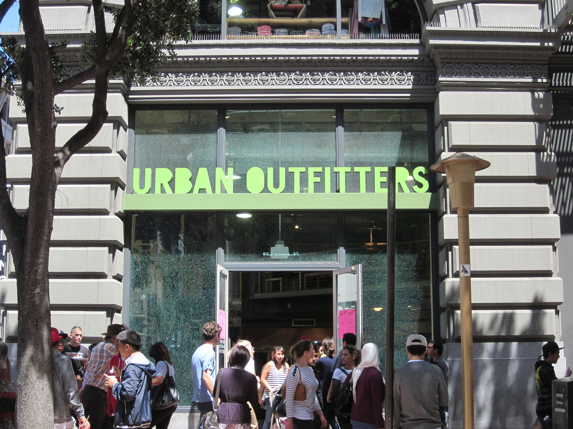 urban outfitters union square