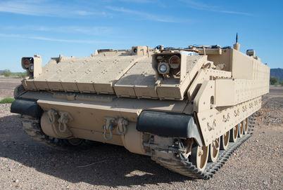 Armored Multi-Purpose Vehicle