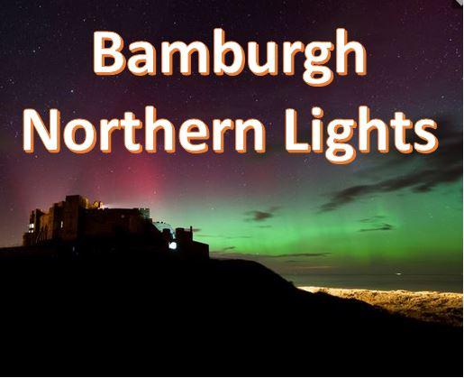 Bamburgh Northern Lights
