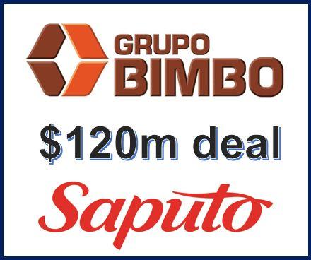 Bimbo Saputo deal