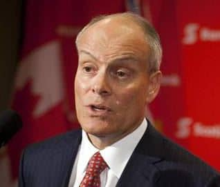 Brian Porter, CEO of Scotiabank