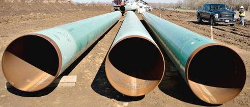 Canada Gulf Coast pipeline
