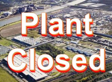 Ford Closes Its Plant In Genk Belgium Market Business News